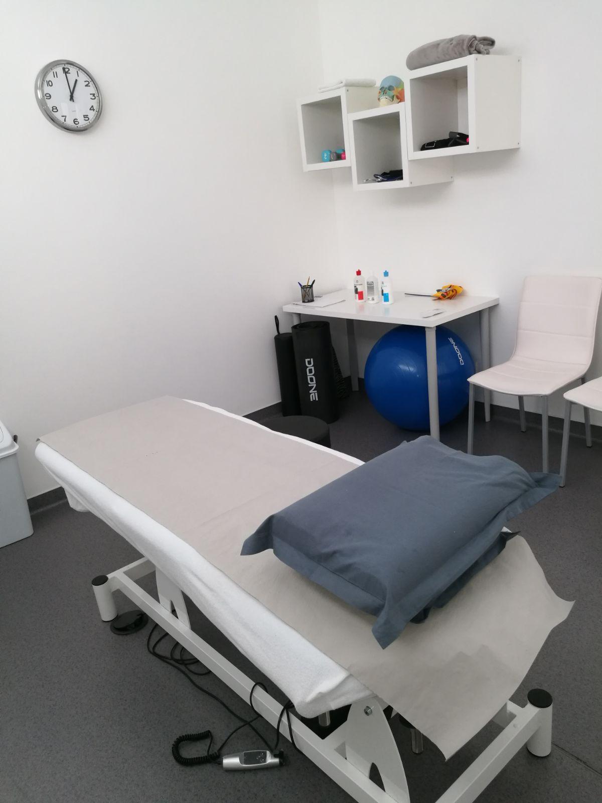 Gabinete de Fisioterapia/Osteopatia